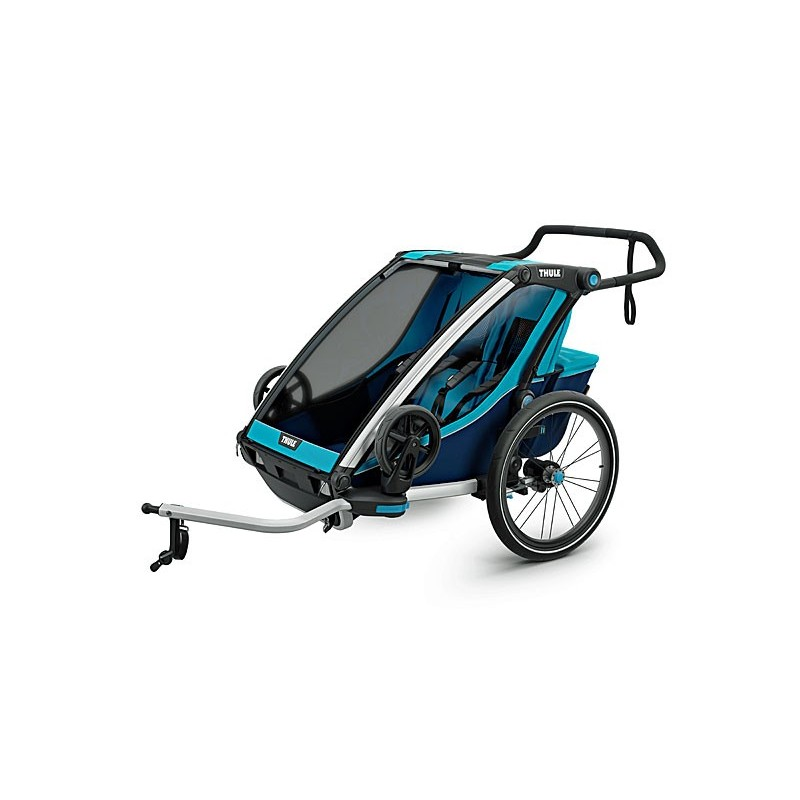 remorque chariot THULE multisports Cross 2 double
