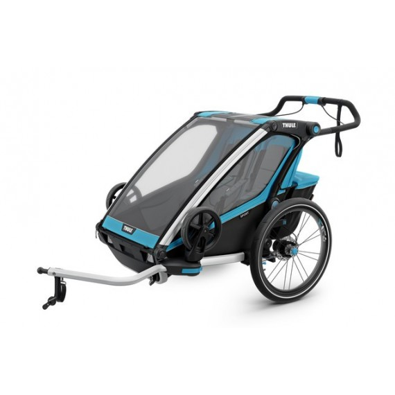 Thule chariot sport 2 double